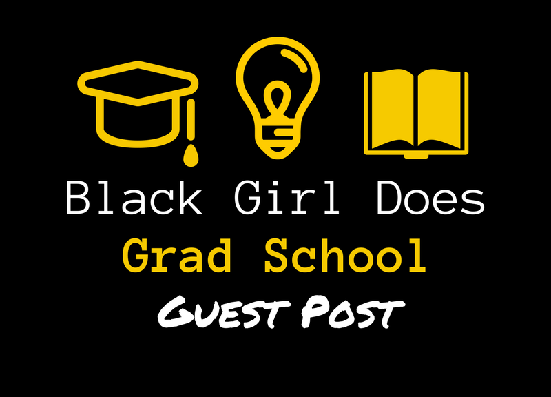 Guest Post: Black Boi Does Grad School—A Couple of Tips for